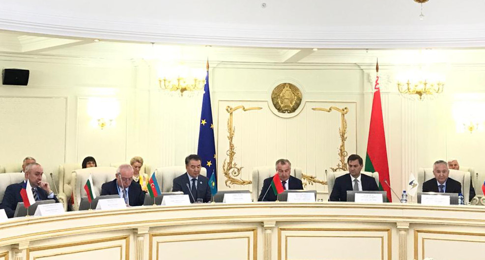 Кайрат Мами принял участие в конференции, посвященной 25-летию Конституционного суда Беларуси