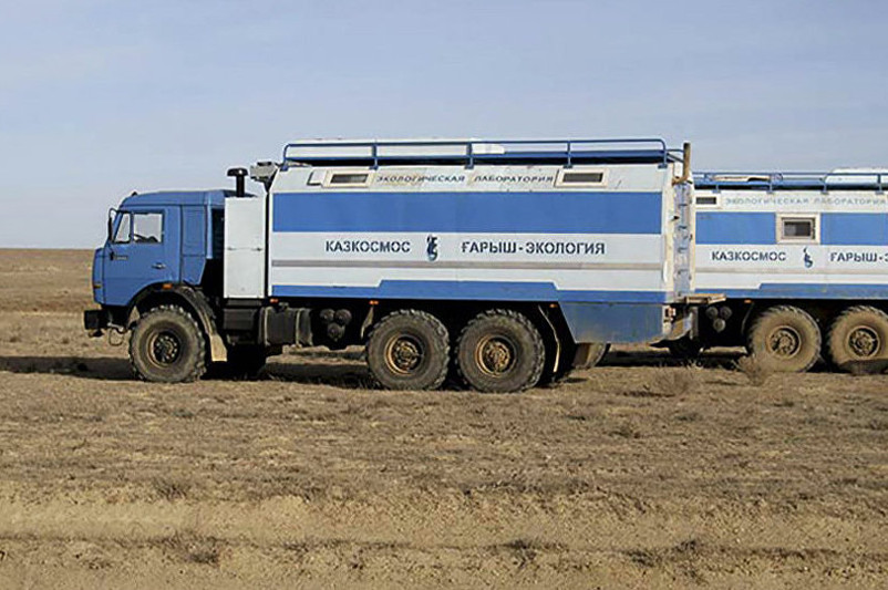 Казахстанские экологи подтвердили штатный запуск ракеты «Протон-М» с Байконура
