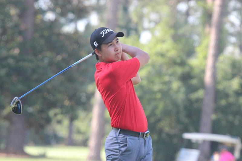 Казахстанский гольфист Даулет Тулеубаев стал чемпионом NCAA в США