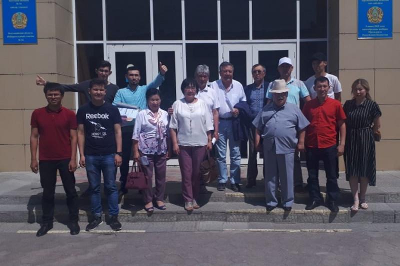 Обучающий семинар для наблюдателей на выборах прошел в Костанае
