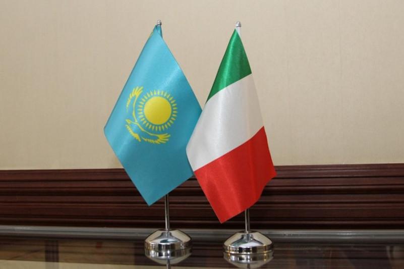 Представители Военно-морских сил Казахстана и Италии обсудили вопросы сотрудничества