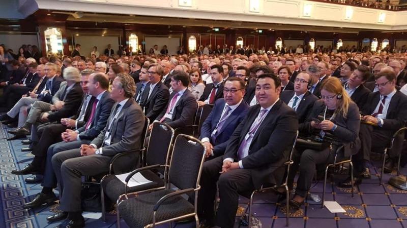 Делегация Казахстана приняла участие в Дне немецкой промышленности