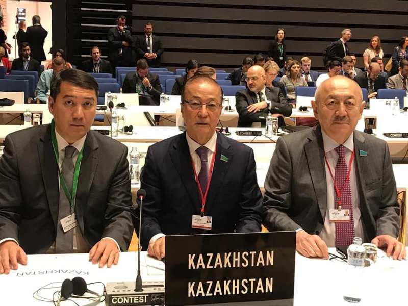 Парламентарии приняли участие в весенней сессии Парламентской Ассамблеи НАТО
