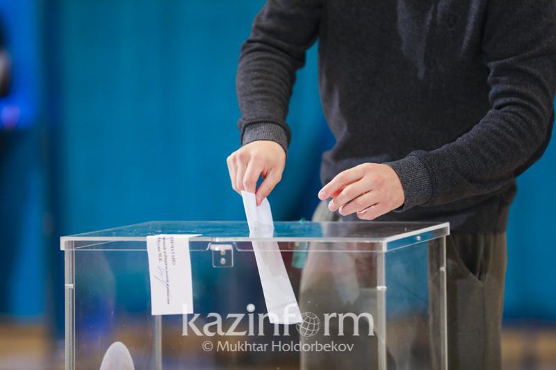 70% избирателей проголосовали на выборах Президента РК в Ташкенте