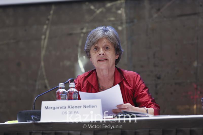 Эксперт ОБСЕ назвала положительной практику участия женщины в президентских выборах в РК