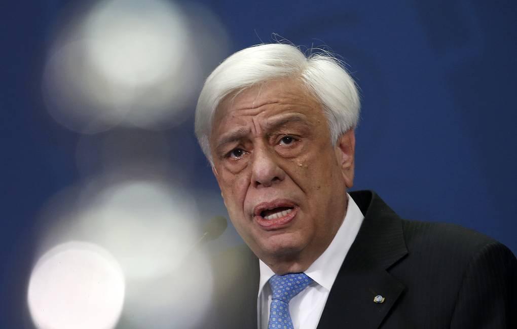 Президент Греции распустил парламент и объявил досрочные выборы