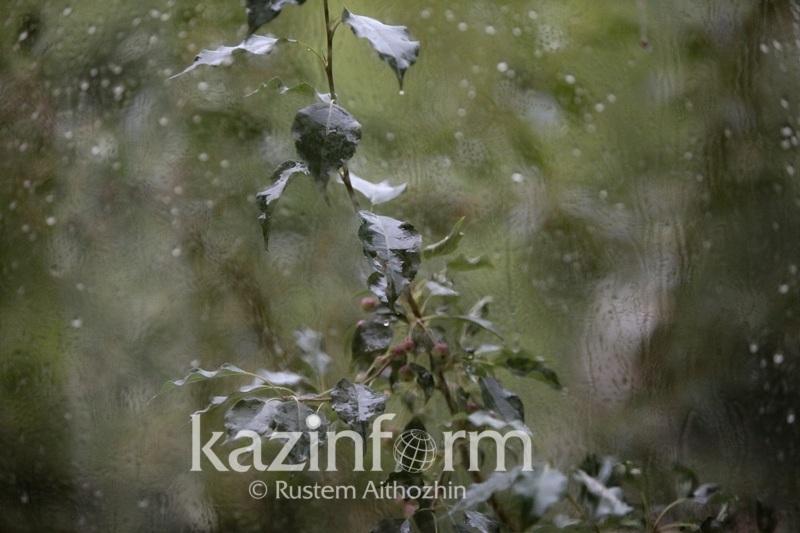 Температура воздуха понизится в Казахстане