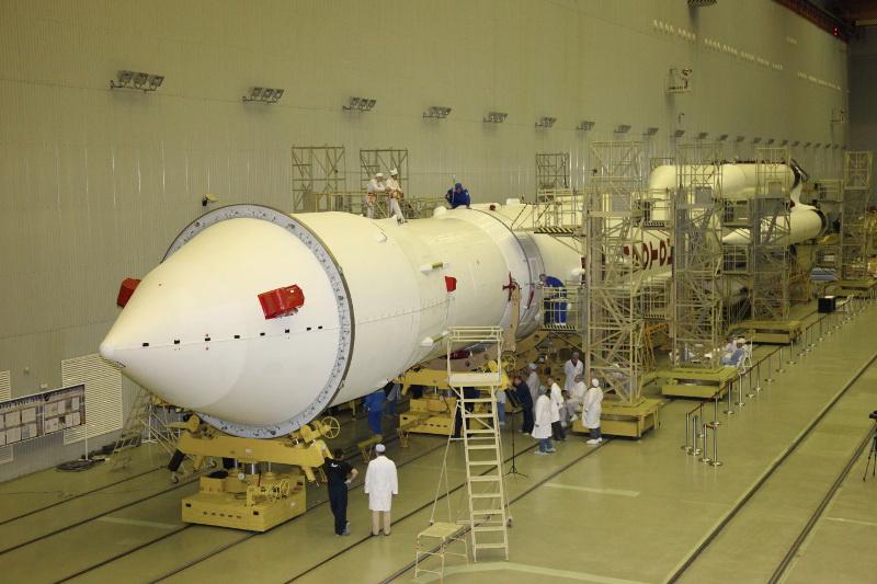 На Байконуре завершается подготовка к запуску орбитальной обсерватории «Спектр-РГ»