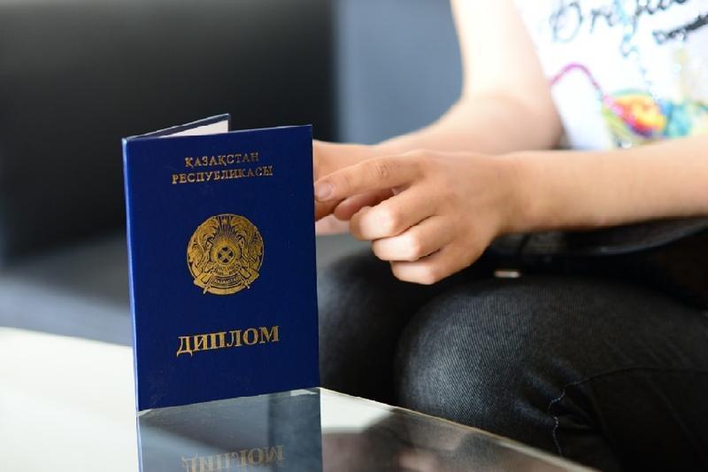 Факты продажи дипломов о высшем образовании выявили в Караганде