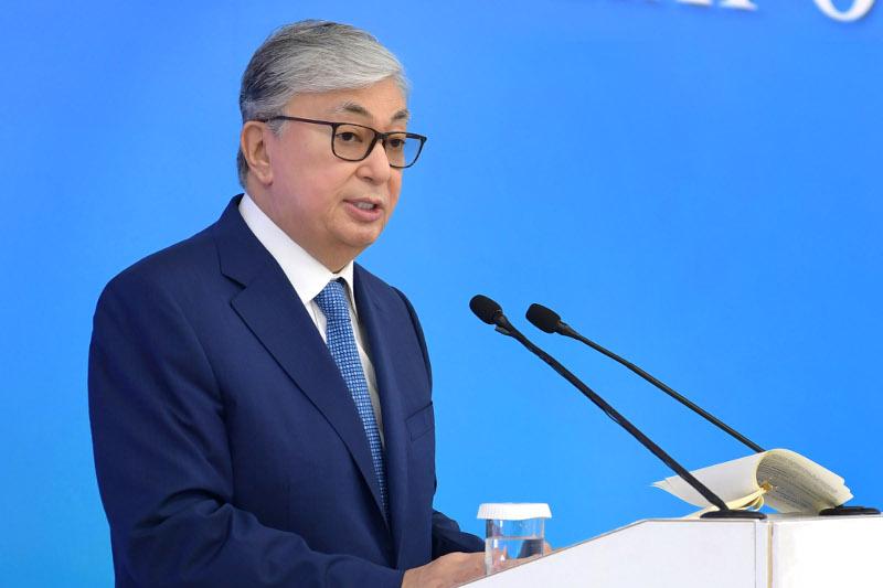 托卡耶夫:上合组织应通过禁毒战略工作规划