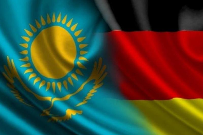 Германия входит в число ведущих партнеров Казахстана в ЕС