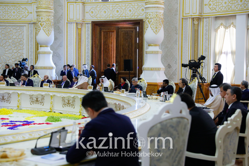 Возможность обеспечения синергии потенциала СВМДА и ОБСЕ отметил Президент РК
