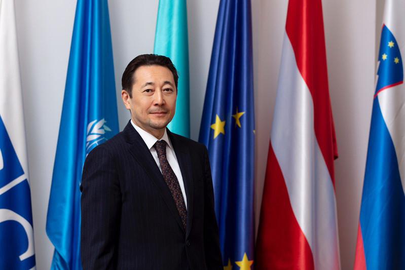 Кайрат Сарыбай: Об экономической дипломатии Казахстана в центре Европы