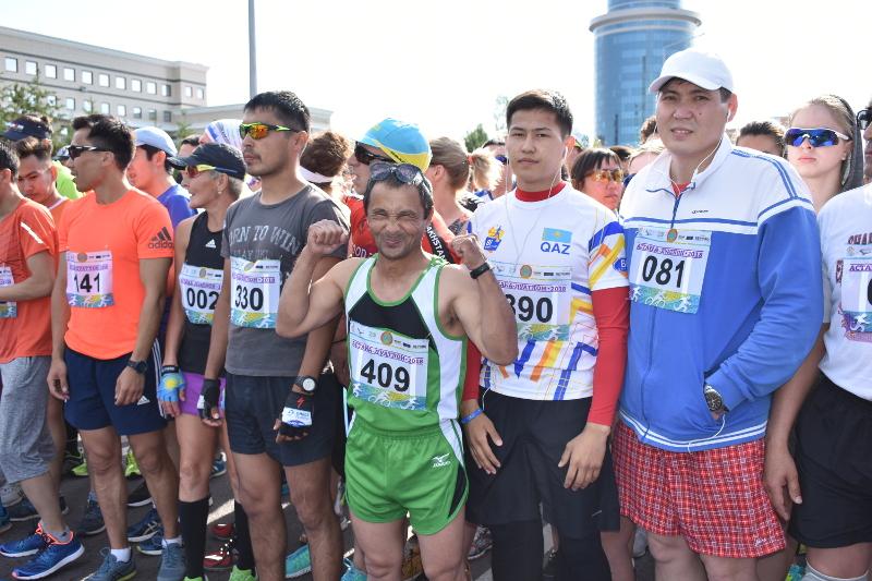 Городской турнир по дуатлону пройдет в Нур-Султане