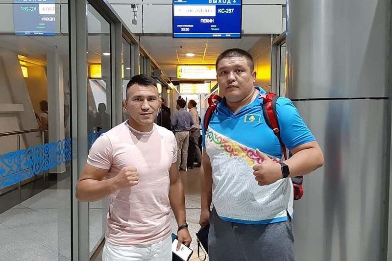 UFC-ge alǵash qatysqan qazaq el namysyn qorǵaıdy