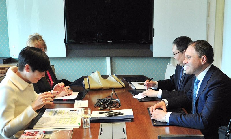 В Осло обсуждены перспективы углубления казахстанско-норвежского сотрудничества