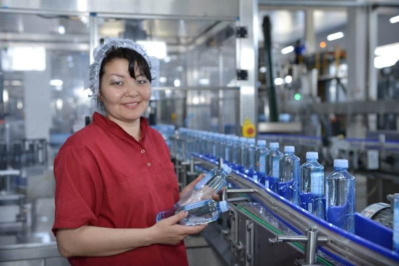 Завод по производству энергетических напитков открылся в Шымкенте