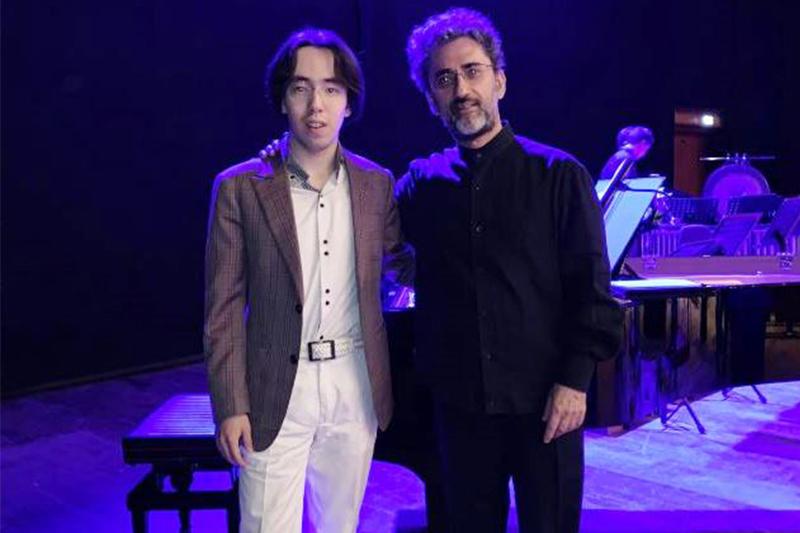 «Казахский Моцарт» стал самым молодым выпускником Академии «Санта Чечилия»