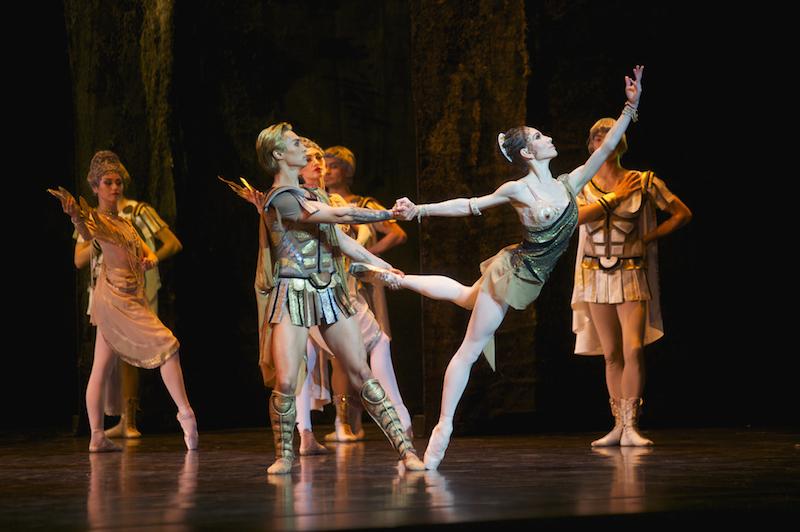 «Астана Опера» отправляется на гастроли в Италию и Литву