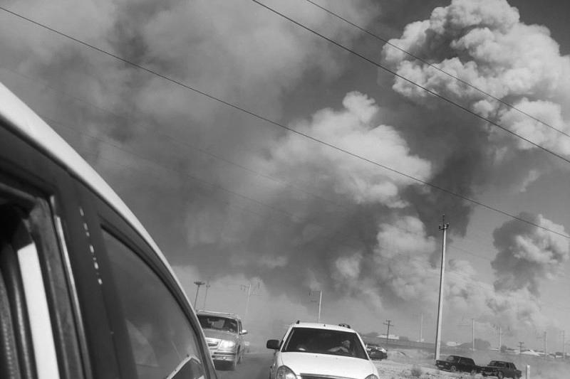 阿尔斯市军火库爆炸事故已造成1人死亡42人受伤