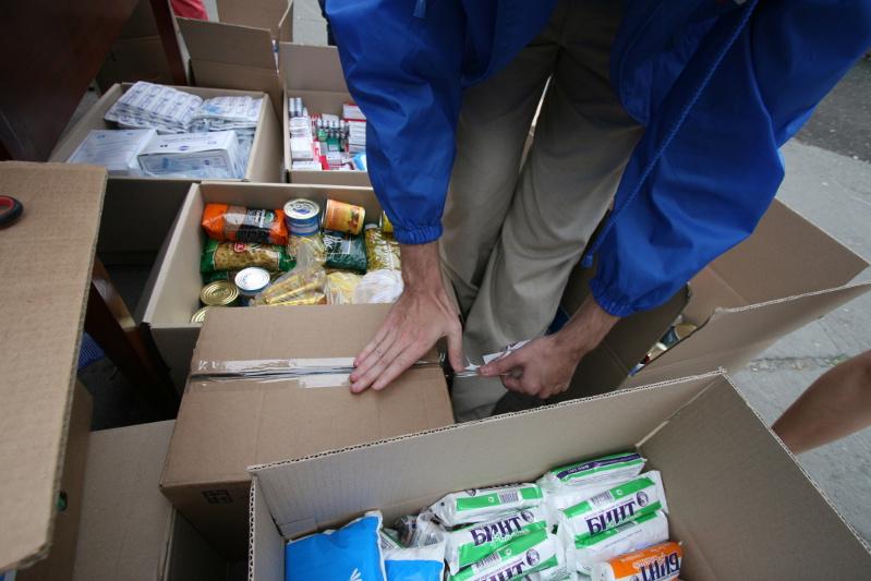 Karaganda sends humanitarian aid to Arys after explosion