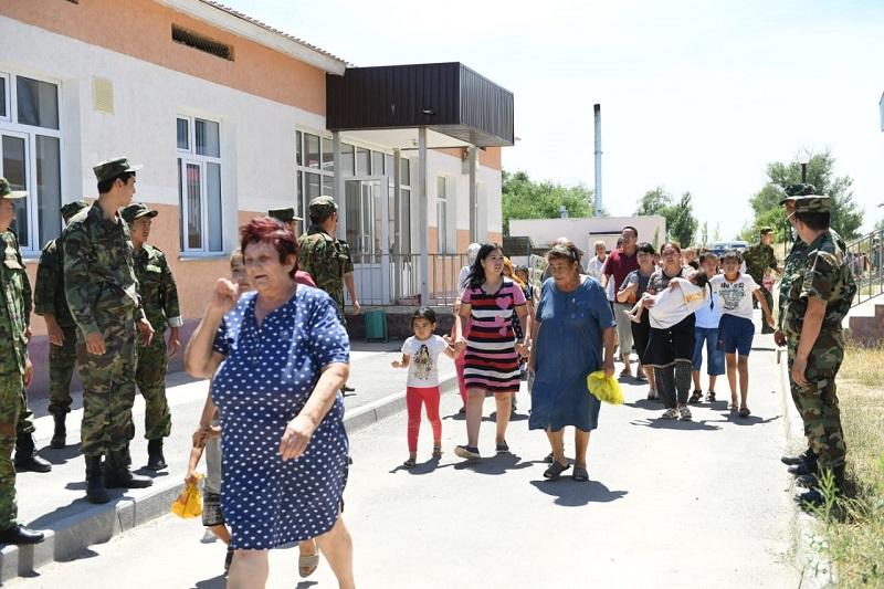 ЧП в Арыси: куда направлять помощь неравнодушным казахстанцам