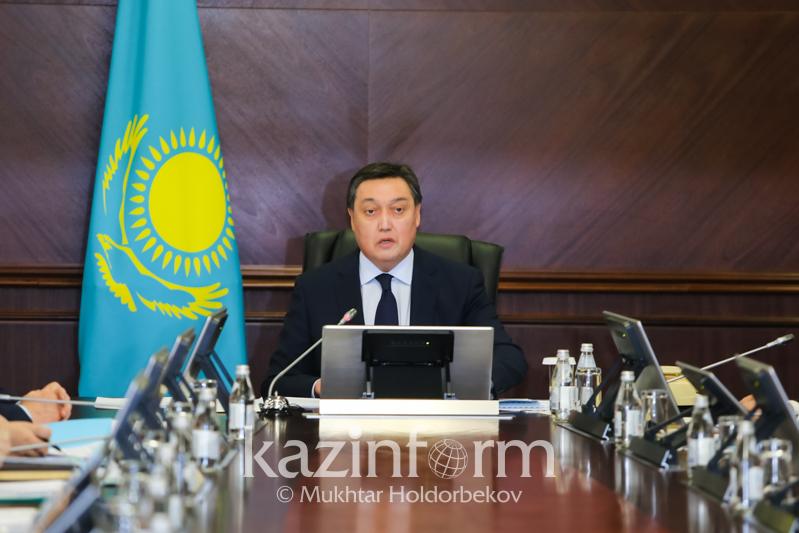 Премьер поручил в тесном контакте с народом реализовать все поручения Главы государства