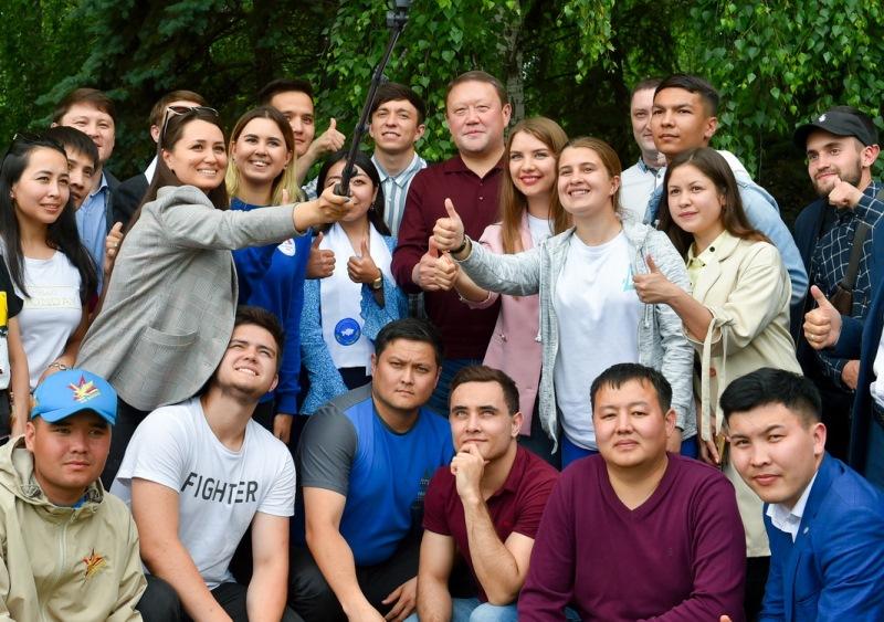 200 млн тенге выделят на молодежное предпринимательство в СКО