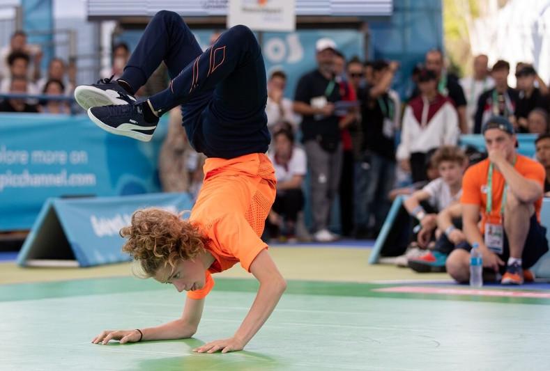 Брейк-данс и скейтбординг предварительно вошли в программу Олимпиады-2024
