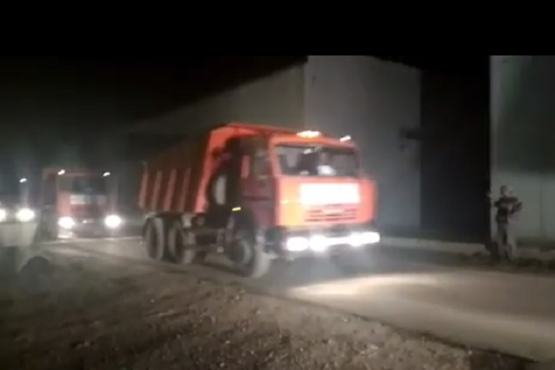 Из Алматы в Арысь выехали первые фуры с помощью