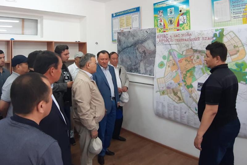 ЧП в Арыси: сенаторы дали высокую оценку работе областного штаба