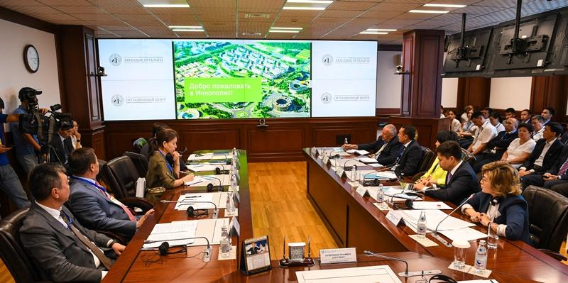 В Кызылорде прошел IV международный интернет-форум