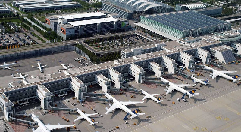 Kazakh Ambassador meets with German aviation and business experts