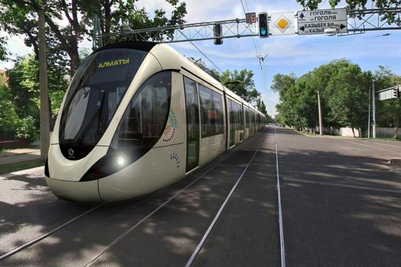 阿拉木图计划在2023年完成轻轨项目建设