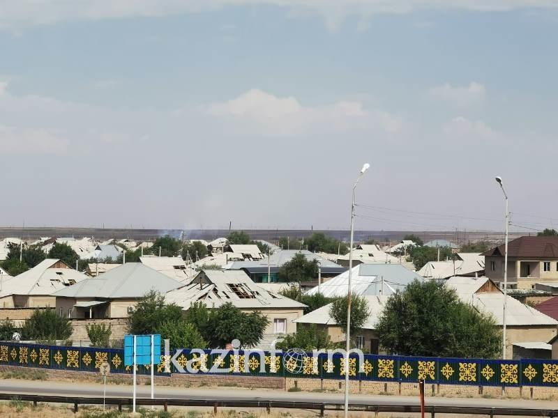 Жители Арыси вернутся домой 28 июня