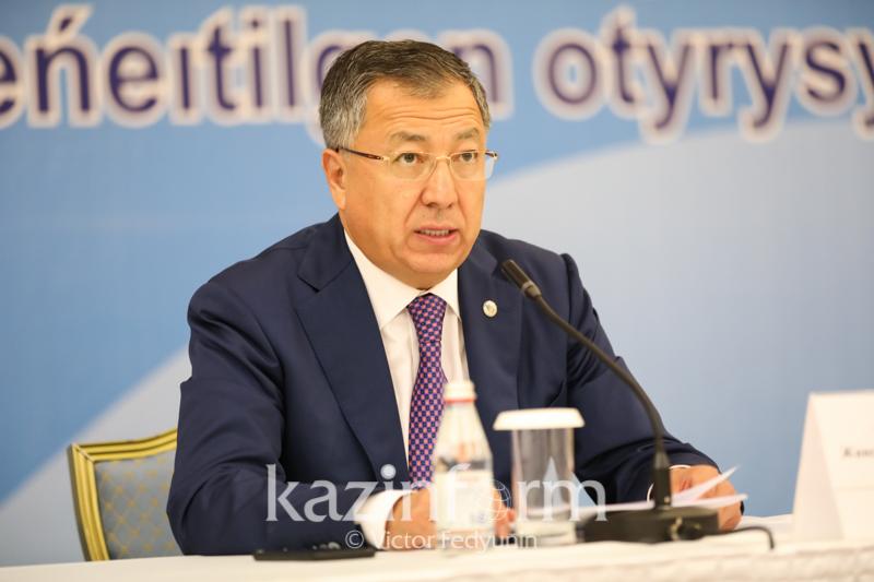 Жансеит Туймебаев поблагодарил журналистов за активное освещение ЧП в Арыси