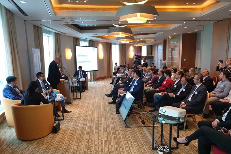 Европейскому бизнесу в Москве презентовали инвестиционный потенциал Казахстана