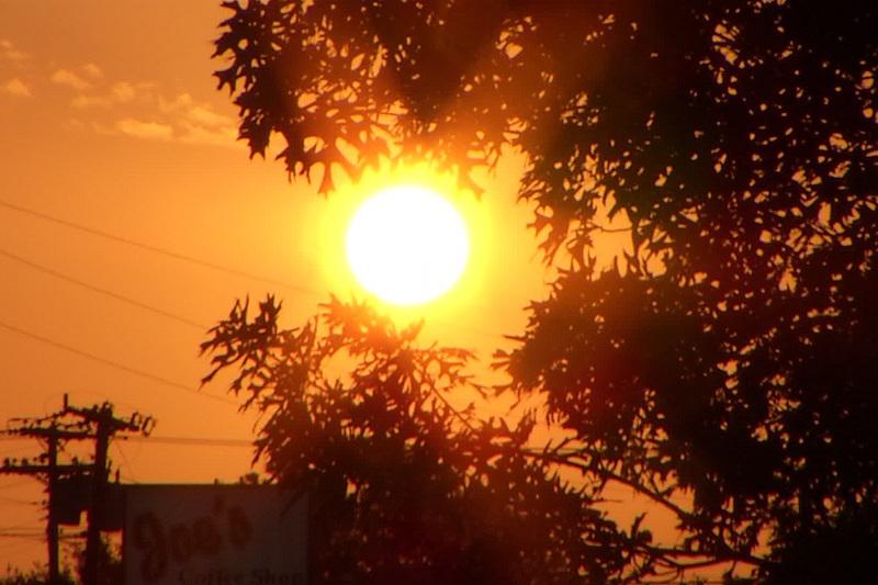 Scorching heat alert announced in Atyrau region