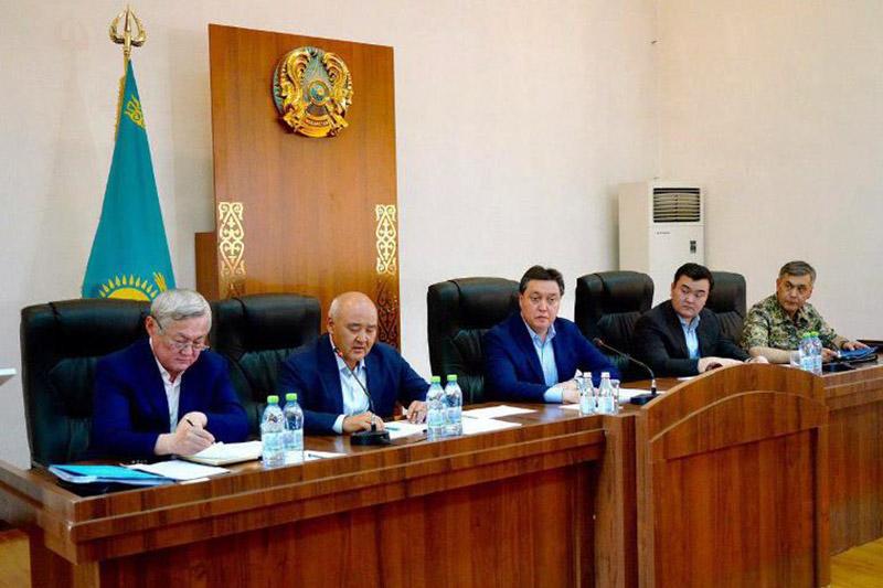 政府总理:阿尔斯市每个家庭成员将获得10万坚戈补偿