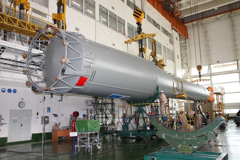 На Байконуре готовятся к летним запускам по программе МКС