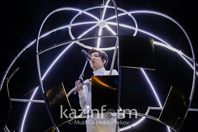 Димаш Кудайберген: Часть доходов от концерта отдам жителям Арыси