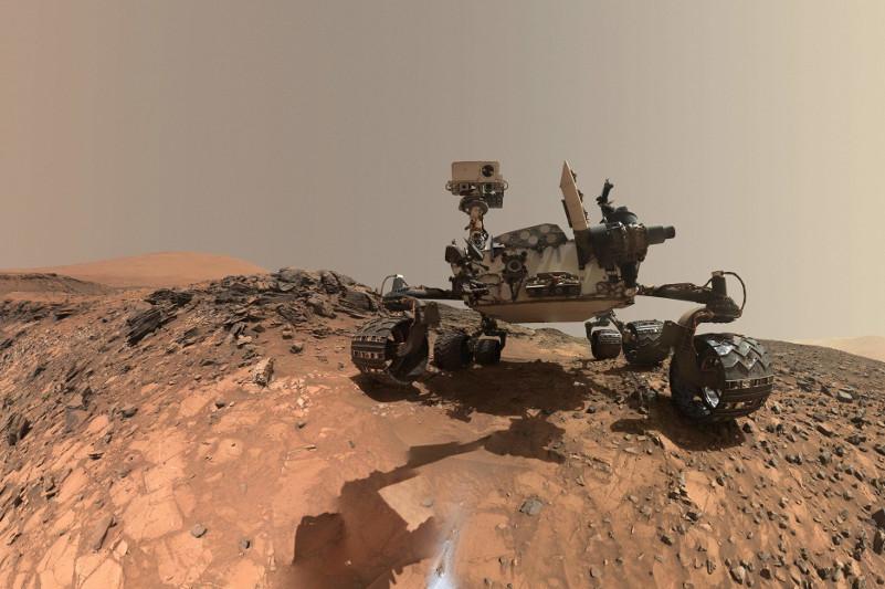 Марста тіршілік бар ма - The New York Times