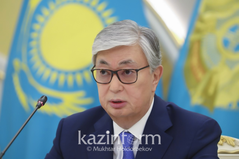 President Tokayev expresses condolences to President of Afghanistan