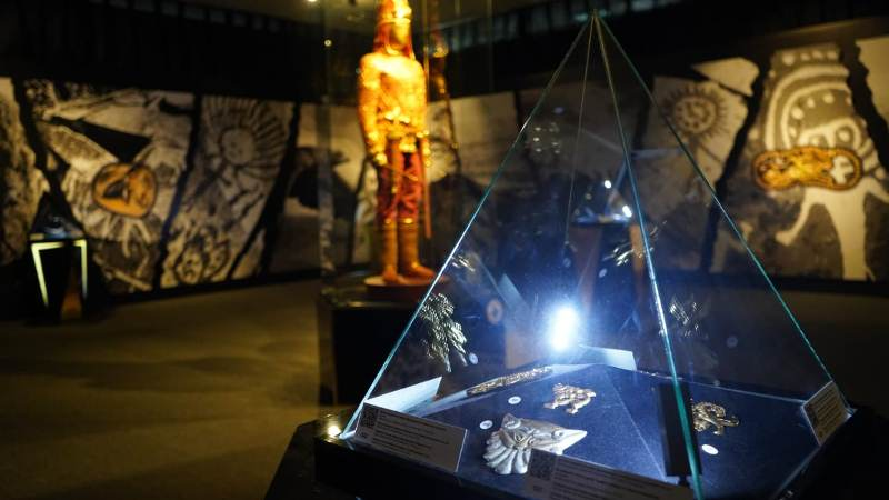 Exhibition of Great Steppe to open in Macedonia