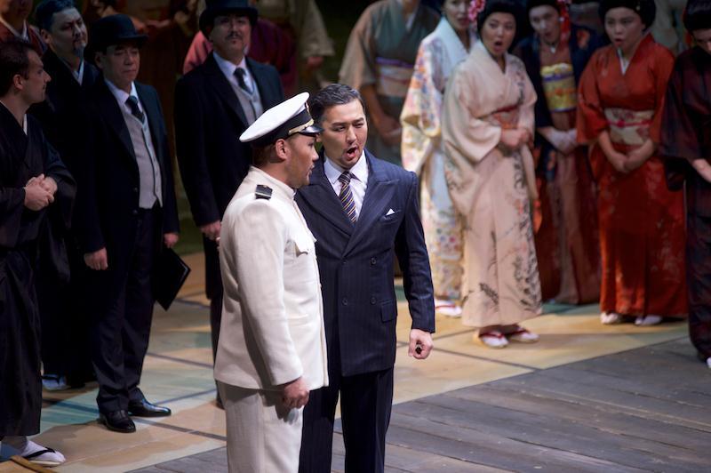 «Астана Опера» откроет гастроли в Ташкенте оперой «Абай»