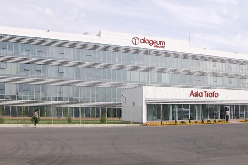 Shymkent transformator zaýyty ónimin eksportqa shyǵara bastady