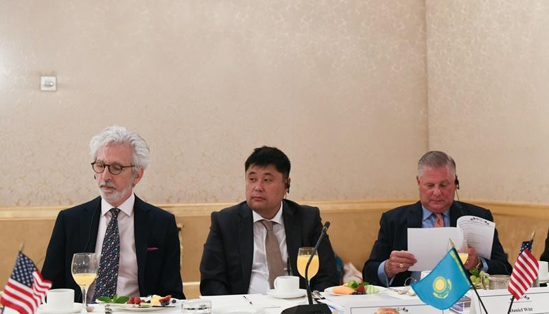 Казахстан и США нацелены на усиление экономического партнерства