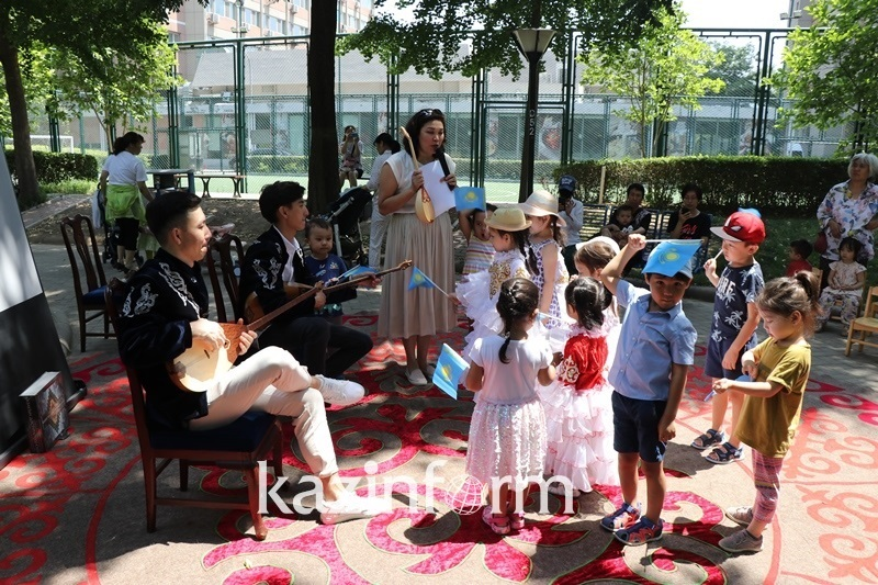 Dombra Day marked in Beijing