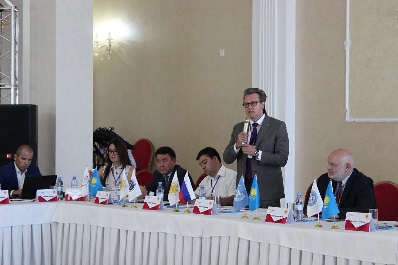Слет по публичной дипломатии стран СНГ состоялся в Шымкенте