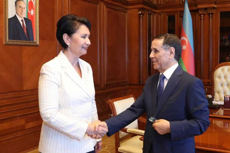 哈萨克斯坦与阿塞拜疆加强文化遗产保护领域合作